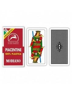 Piacentine plastic regional cards