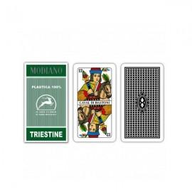 Carte da gioco Triestine...