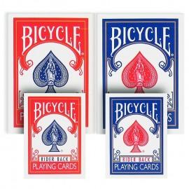 Carte da gioco Bicycle - Mini