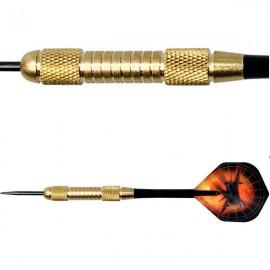 Bull's Mach Steeldart Brass...