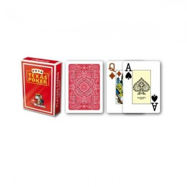 Playing cards poker Texas...