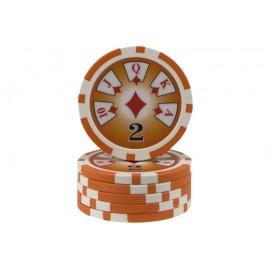 13.5g Royal Flush Chips - 2