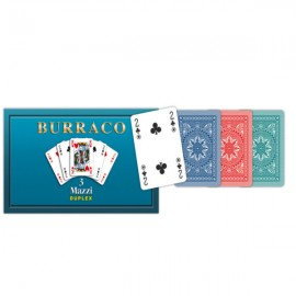 3 decks Modiano Cards Rummy