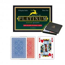 carte da ramino platinum modiano 4 indici normal