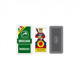 Carte da gioco Bresciane...