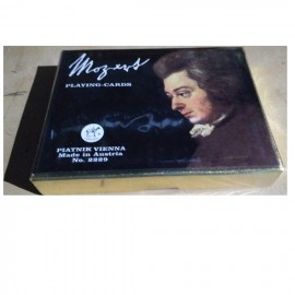 Mozart collectible cards
