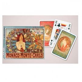 Carte da collezione Mucha...