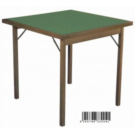 Game table made in italy by Tavoloverde