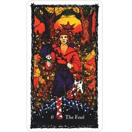 The Secret Rose Tarot deck