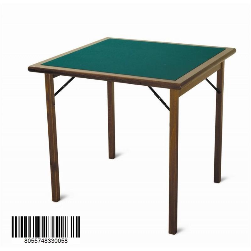 Tavolo Da Poker Legno.Tavolo Da Poker In Legno Torneo