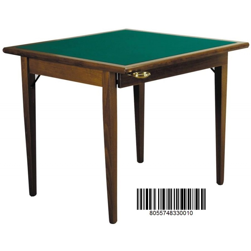 Extra luxury game table made by the Fabbro brothers for the Tavoloverde brand.