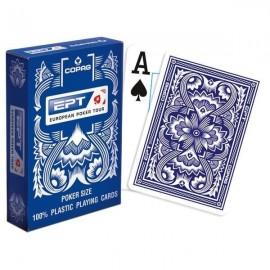 Carte da gioco Copag EPT - Blu