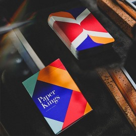 Carte da gioco Paper King - Standard