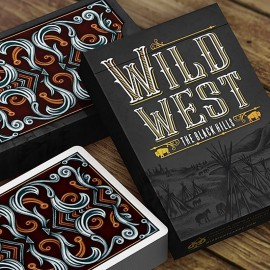 Carte da gioco Wild West Black Hills