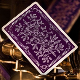Carte da gioco Monarchs - Purple