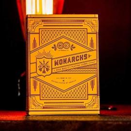 Carte da gioco monarchs -...