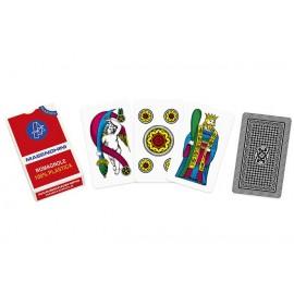 Carte da gioco Romagnole Masenghini Plastica