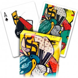 Carte da gioco Svngali 03:...