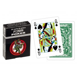Floral Poker NTP Cards