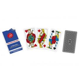 Carte da gioco Lombarde 15...