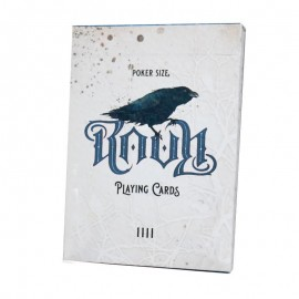 Ravn IIII - Blue playing cards