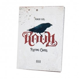 Ravn IIII - Red playing cards