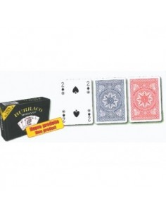 Rummy Cards Modiano 100% plastic