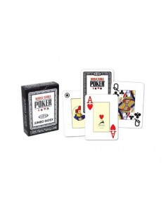 Playing cards Modiano WSOP