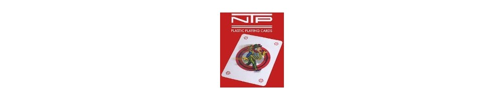 NTP Playing cards